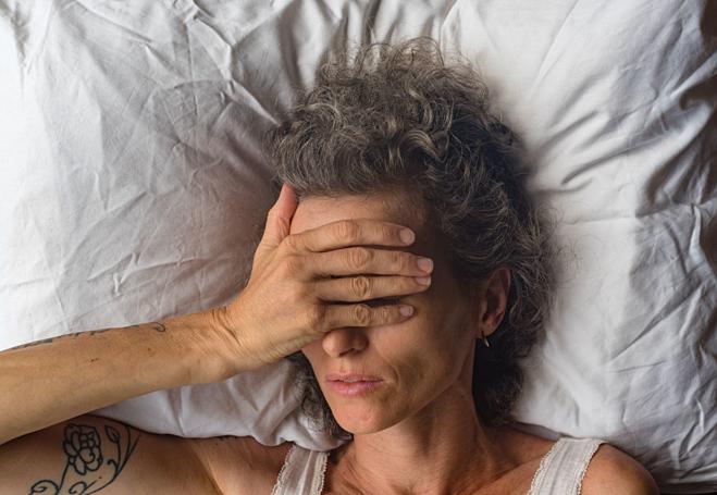 Rối loạn giấc ngủ là một trong những yếu tố dẫn đến chứng béo phì, không khiến bạn giảm cân.