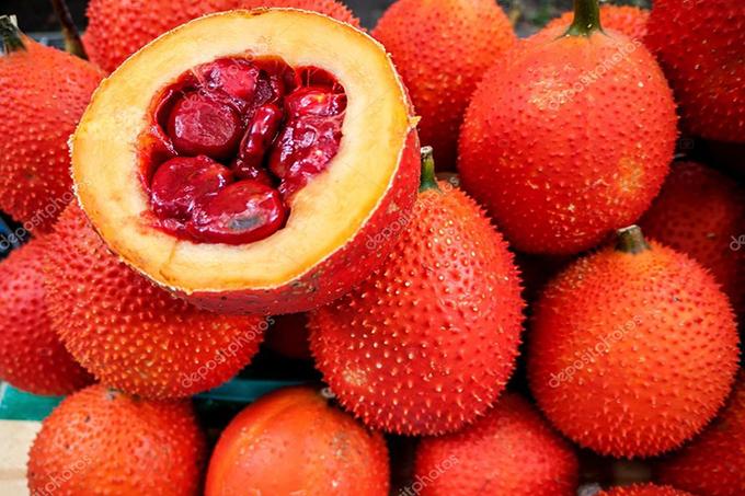 Những loại quả màu đỏ ít calo, giàu vitamin