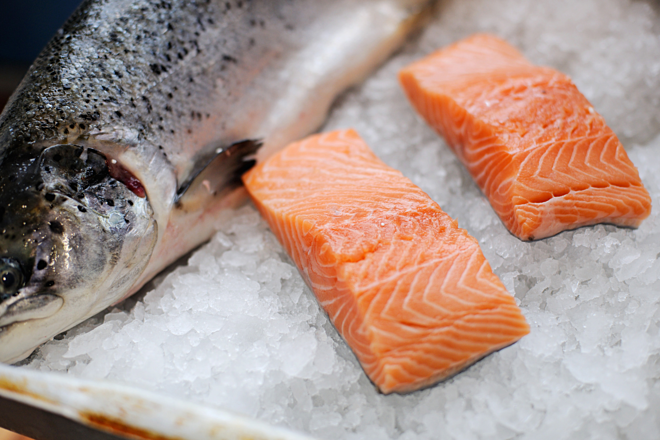 8 loại cá giàu dinh dưỡng - ảnh 1