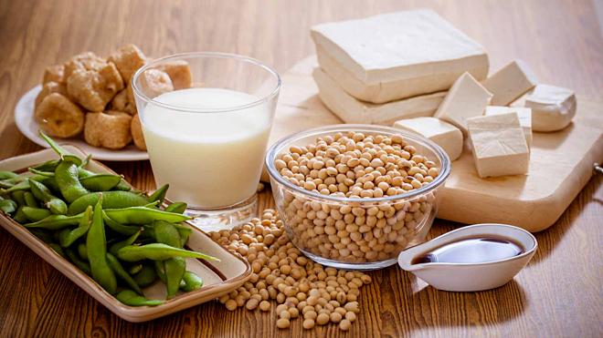 Có thể bạn chưa biết: những lợi ích dinh dưỡng của đậu nành