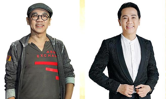 Nghệ sĩ Thành Lộc giảm 20cm vòng bụng sau 2 tháng.