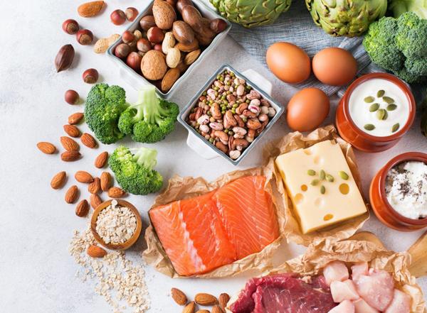 Dinh dưỡng khoa học là một trong những cách để tăng cân hiệu quả.