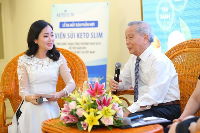 Giáo sư, Tiến sĩ Đào Văn Phan – Nguyên trưởng bộ môn Dược lý, Đại học Y Hà Nội.