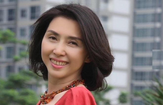 Nét rạng rỡ, tràn đầy năng lương của chịSử Khánh Linhở tuổi 47(Ảnh: NVCC)