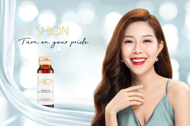 Shion Nhật Bản tung dòng collagen dạng uống chống lão hóa - ảnh 1
