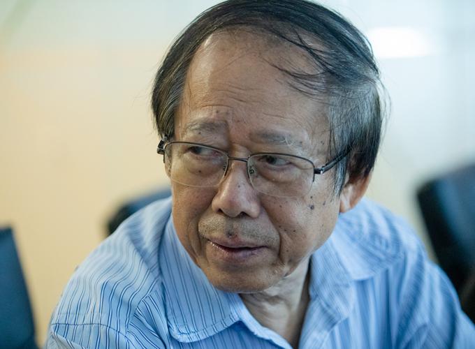 Phó giáo sư, tiến sĩ Nguyễn Duy Thịnh. Ảnh: Thành Nguyễn