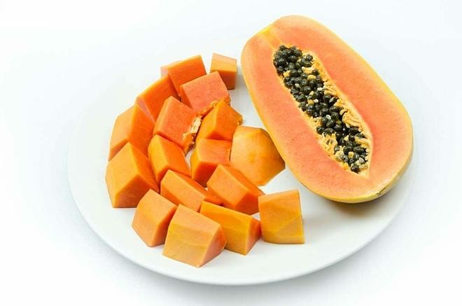Đu đủ - loại quả bổ dưỡng chữa nhiều bệnh - ảnh 1