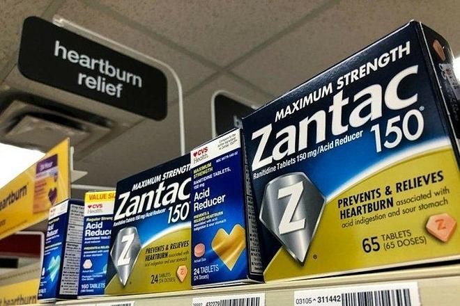 Thuốc dạ dày Zantac bị thu hồi trên toàn cầu