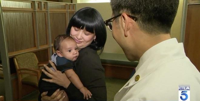 Người mẹ ung thư quyết sinh con - ảnh 2