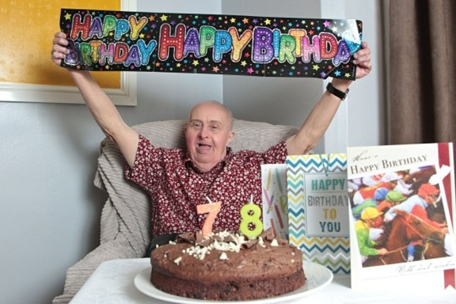 Người bệnh Down sống lâu nhất - ảnh 1