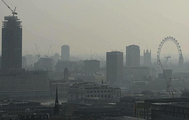 Ô nhiễm không khí làm tăng nguy cơ đột quỵ - ảnh 1