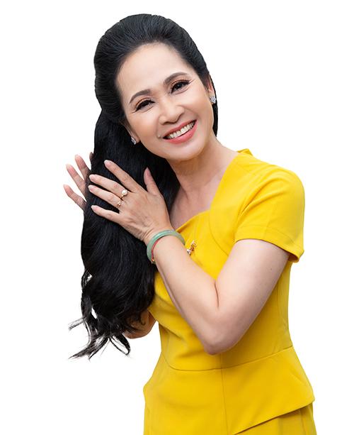Bí quyết ngăn rụng tóc của Hồng Vân, Lan Hương - ảnh 2