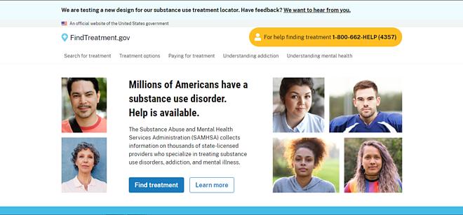 Trang web giúp cai nghiện thuốc giảm đau - ảnh 1
