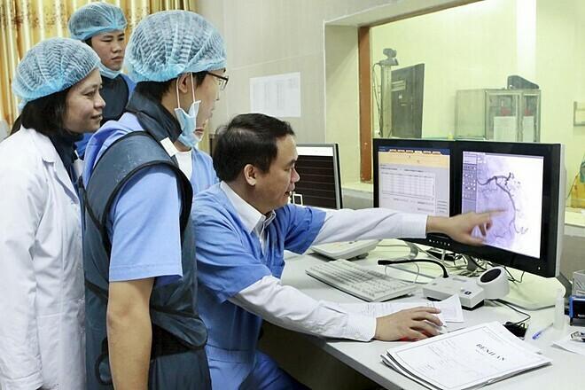 Người bệnh tim mạch trẻ hóa - ảnh 1