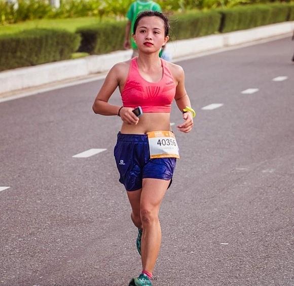 Cô gái cao 1,48 mét chinh phục hơn 60 giải chạy - ảnh 2