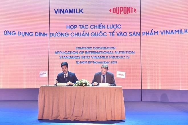 Vinamilk ứng dụng dưỡng chất HMO vào sản phẩm dinh dưỡng trẻ em - ảnh 1