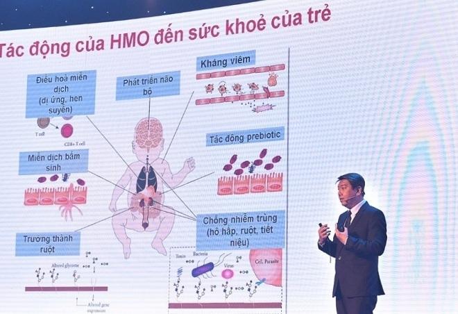 Vinamilk ứng dụng dưỡng chất HMO vào sản phẩm dinh dưỡng trẻ em - ảnh 3