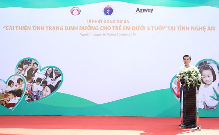 Trẻ em Việt cần được hỗ trợ dinh dưỡng bền vững - ảnh 1