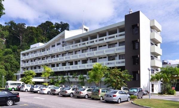 Bệnh viện Ung thư Mount Miriam ở Penang, Malaysia nơi Lim Kim Wah điều trị và tham dự câu lạc bộ bệnh nhân ung thư.
