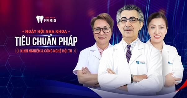 Hệ thống Nha khoa Paris định hướng theo tiêu chuẩn Pháp - ảnh 4