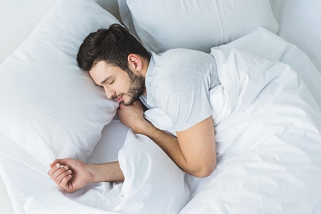 Giấc ngủ sâu và chất lượng giúp tránh mệt mỏi trong mùa đông. Ảnh: Earth