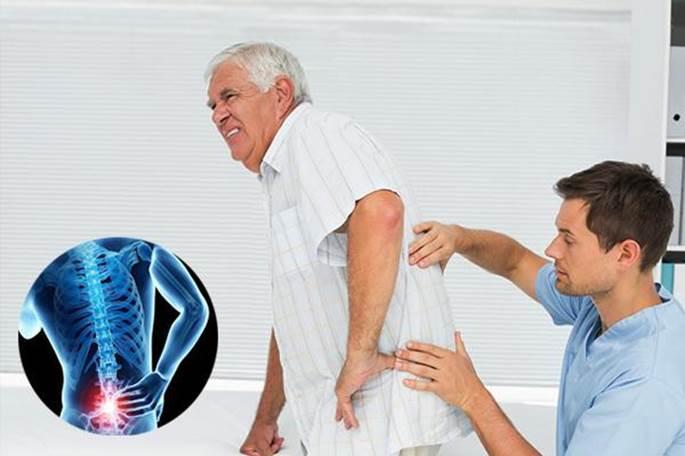 Chứng đau lưng, mỏi gối - ảnh 2