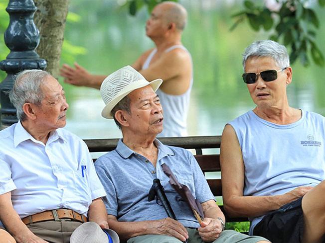 Việt Nam thành nước siêu già năm 2050 - Sức Khỏe