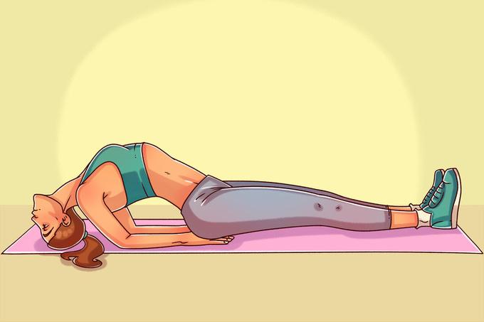 8 bài tập giúp ngủ ngon