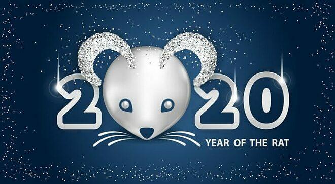 Năm Canh Tý 2020. Ảnh: Happy New Year Diary