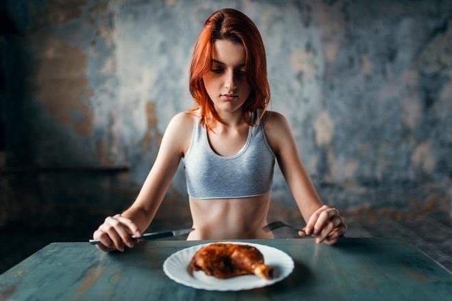 Nhiều người mắc chứng rối loạn ăn uống chỉ tìm đến bác sĩ khi bệnh đã nghiêm trọng. Ảnh: Alamy