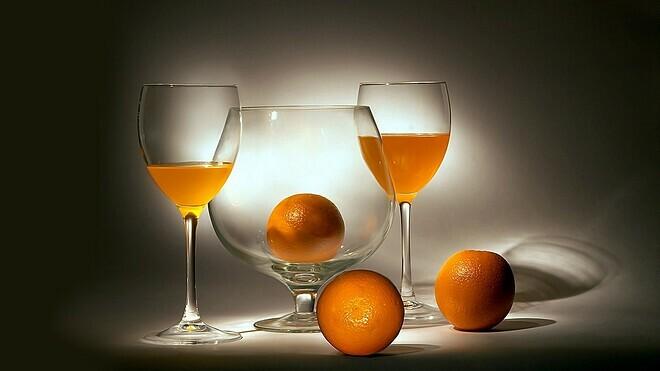 Rượu trái cây rất tốt và bổ dưỡng. Ảnh: WordPress