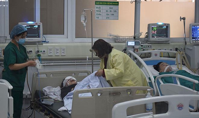 Bộ Y tế lo nhiễm chéo viêm phổi Vũ Hán trong bệnh viện - ảnh 1