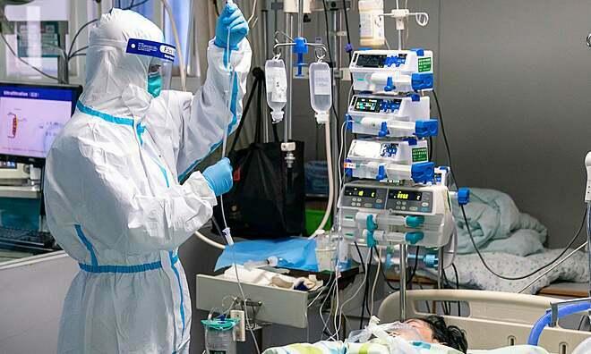 Dịch SARS hõ trợ công cuộc phát triển thuốc chống virus nCoV. Ảnh: