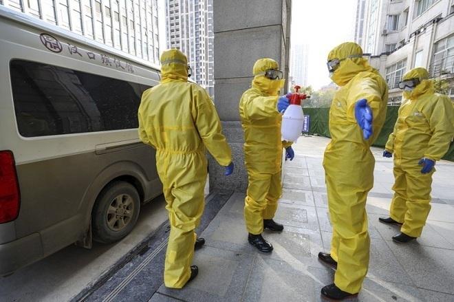 Bệnh nhân viêm phổi đầu tiên tử vong ở Hong Kong