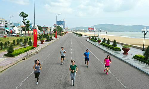 Chạy bộ giúp tăng sức đề kháng