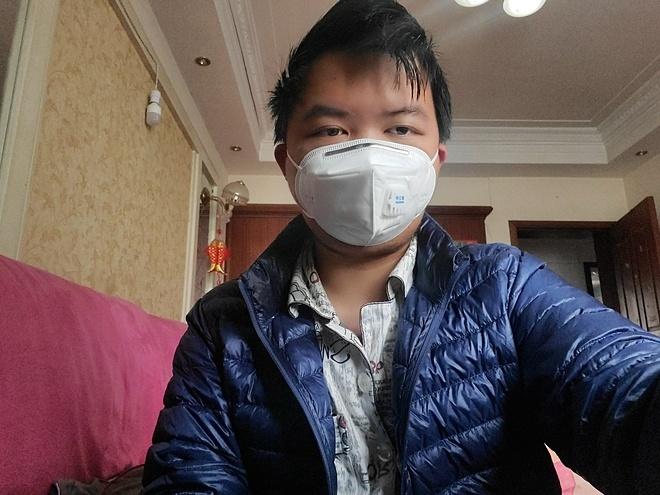 Tiger Ye đã trải qua ba tuần nhiễm Covid-19. Ảnh: Tiger Ye