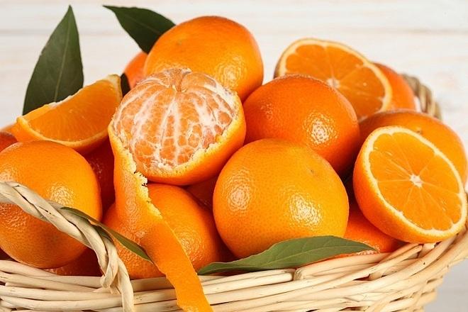 Mỗi ngày nên sử dụng một quả cam để tăng cường sức đề kháng.