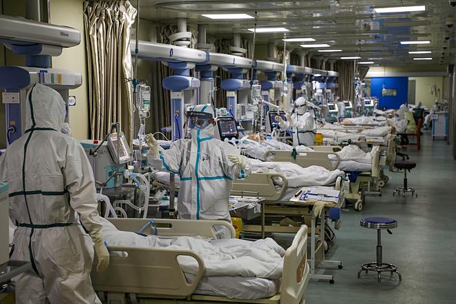 Lộ diện khủng hoảng ngầm y tế Trung Quốc - ảnh 1