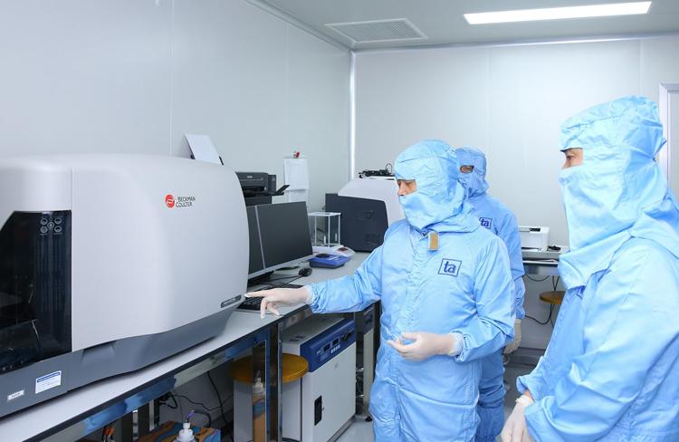 Huyết tương giàu tiểu cầu tự thân được xử lý ngay tại Trung tâm Tế bào gốc BVĐK Tâm Anh, Hà Nội