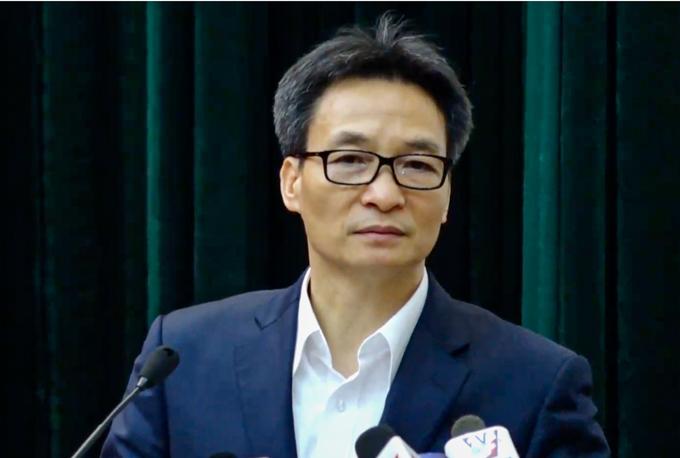 Phó Thủ tướng Vũ Đức Đam: Việt Nam thắng trong trận đầu chống Covid-19 - VnExpress Sức Khỏe