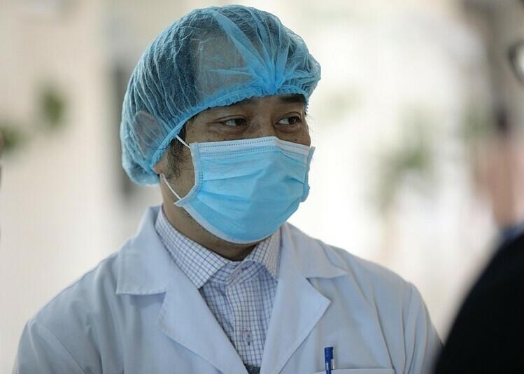 Người chỉ huy các y bác sĩ vòng trong chống dịch - ảnh 1
