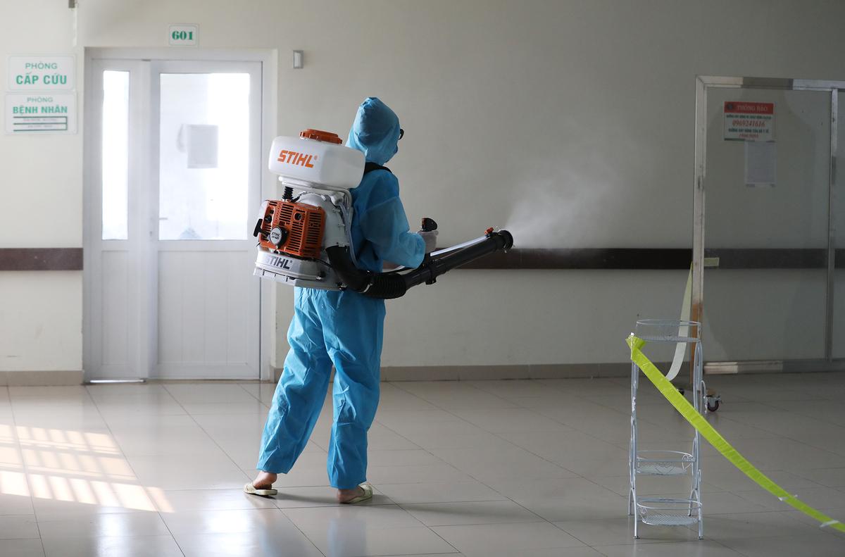 Cách ly 252 người bệnh viện Bạch Mai liên quan ''bệnh nhân 133'' - Sức Khỏe