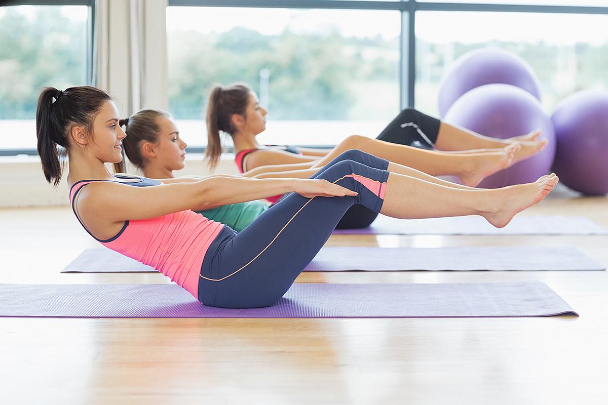Yoga có nhiều lợi ích cho sức khỏe.