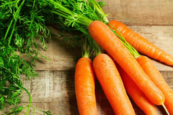 Ăn cà rốt thưỡng xuyên giúp ngăn ngừa ung thư.