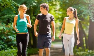 8 lợi ích sức khỏe của đi bộ hàng ngày
